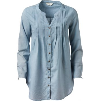 Nomads Sky Pleat Detail Shirt