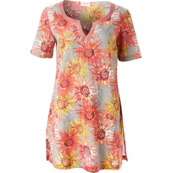 Nomads Guava  Short Sleeve Tunic