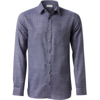Nomads Handloom Indigo Long Sleeve Shirt