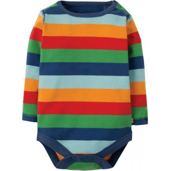 Frugi Rainbow Stripe Lelant Body