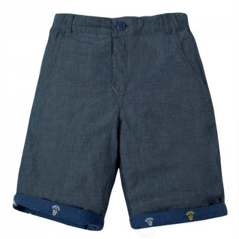 Frugi Anchor Ralph Reversible Shorts