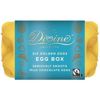 Divine Easter Egg Box - 120g