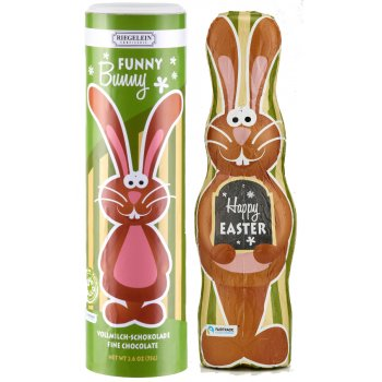 Riegelein Chocolate Easter Bunny Gift Box - 75g