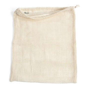 Organic Cotton Net Produce Bag - Large
