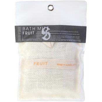 Fruit Soap Filled Wash Mitt - 140g