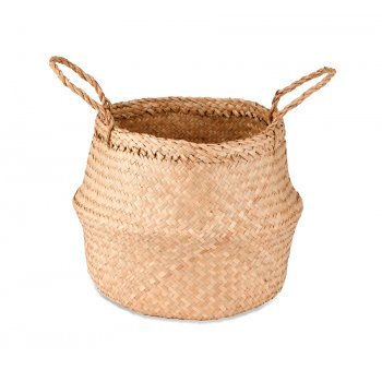 Natural Ekuri Basket - Small