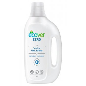 Ecover ZERO Ultra Sensitive Fabric Softener - 1.5L - 50 Washes