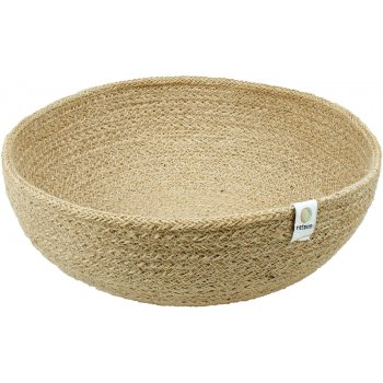 Respiin Natural Jute Bowl - Large