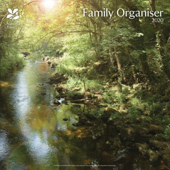 National Trust Family Organiser 2020