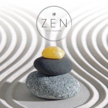 The Gift of Zen 2020 Wall Calendar