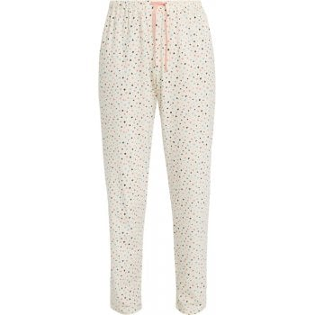 People Tree Heart Print Pyjama Trousers