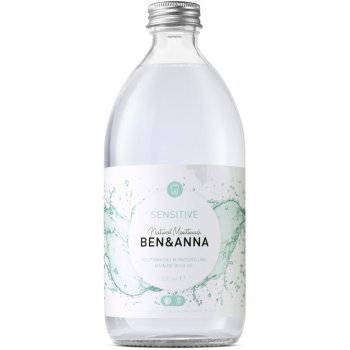Ben & Anna Natural Mouthwash - Sensitive - 500ml