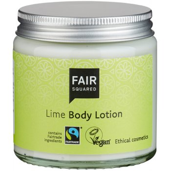 Fair Squared Lime Body Lotion - 100ml