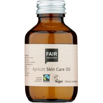 Fair Squared Apricot Skin Care Oil - 100ml