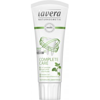 Lavera Complete Care Toothpaste with Fluoride - Mint - 75ml