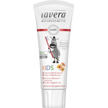Lavera Basis Sensitiv Fluoride Free Kids Toothpaste -75ml