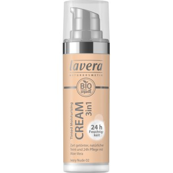 Lavera 3 in 1 Tinted Moisturising Cream - 30ml