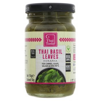 Thai Taste Basil Leaves - 114g