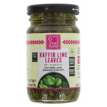 Thai Taste Kaffir Lime Leaves - 114g