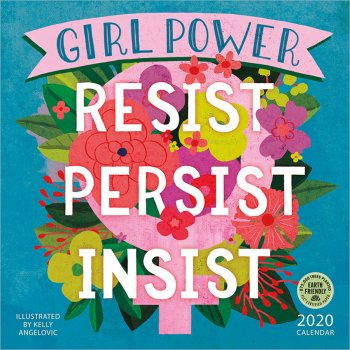 Girl Power 2020 Wall Calendar