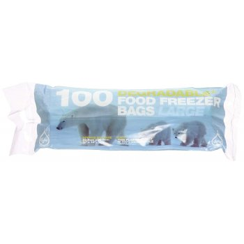 d2w Food and Freezer Bags - Large - Pack of 200