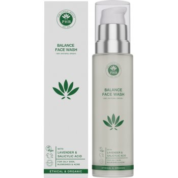 PHB Ethical Beauty Balance Face Wash - 100ml