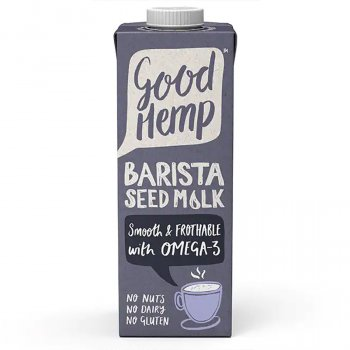 Good Hemp Barista Seed Milk - 1L