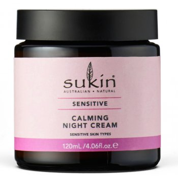 Sukin Sensitive Night Cream - 120ml