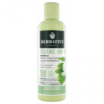 Herbatint Organic-Bio Moringa Repair Conditioner - 260ml