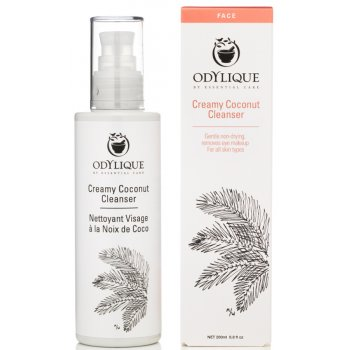 Odylique Creamy Coconut Cleanser - 200ml
