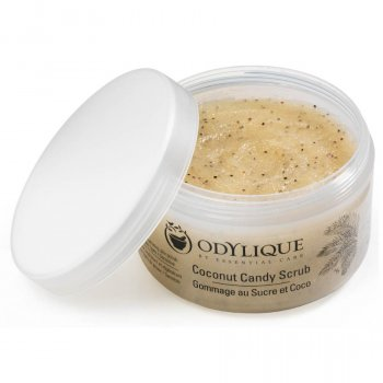 Odylique Coconut Candy Scrub -175g