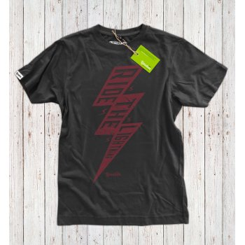 Mens Ride the Lightning Fair Wear Cotton T-Shirt