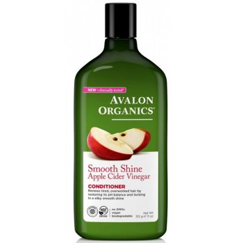 Avalon Organics Apple Cider Vinegar Conditioner - 325ml