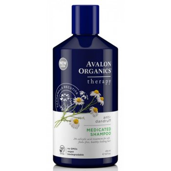 Avalon Organics Anti-Dandruff Shampoo - 414ml
