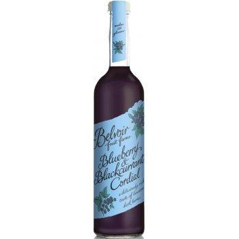 Belvoir Blueberry & Blackcurrant Cordial - 500ml