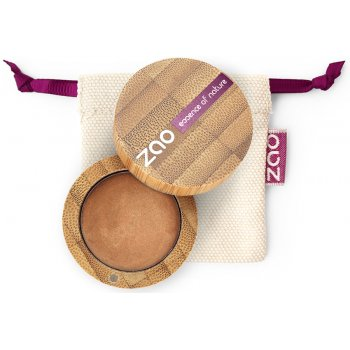 Zao Cream Eye Shadow - Golden Bronze - 3g