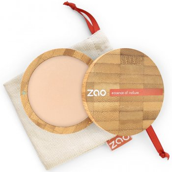 Zao Mattifying Cooked Powder - Bright Complexion - 15g