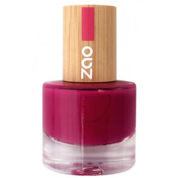Zao Nail Polish - Raspberry - 8ml