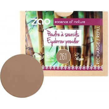 Zao Eyebrow Powder Refill - 3g