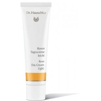 Dr. Hauschka Rose Day Cream Light - 30ml