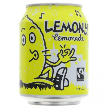 Fairtrade Lemony Lemonade - 250ml
