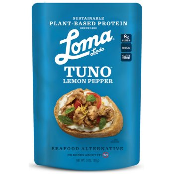 Tuno Lemon Pepper - 85g