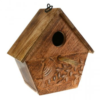 Mango Wood Birdbox