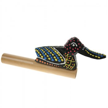 Bamboo Duck Quacker