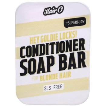 Hair O Hey Goldie Locks Conditioner Bar & Tin - 100g