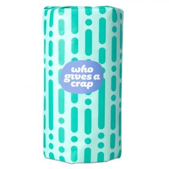 Who Gives a Crap Forest Friendly Bamboo & Sugarcane Kitchen Towels