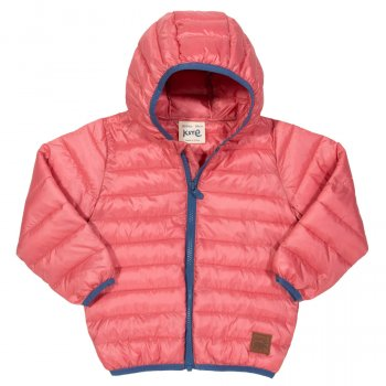 Kite Pink Cocoon Coat