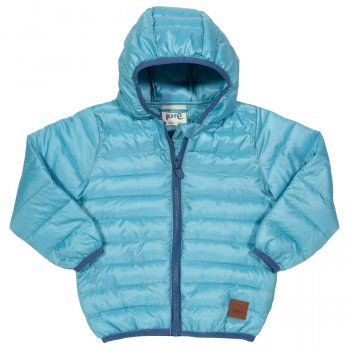 Kite Blue Cocoon Coat
