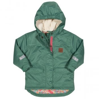 Kite Green GO Coat
