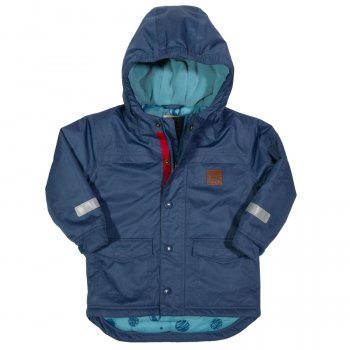 Kite Blue GO Coat